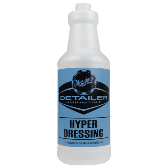 Meguiars Hyper Dressing Bottle, 945ml (32oz)