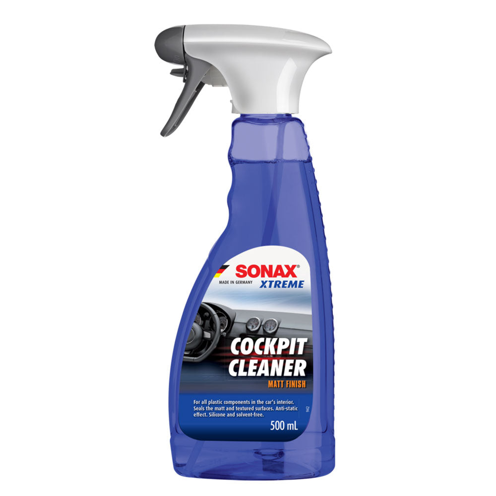 SONAX Cockpit Cleaner Matt Finish 500ml