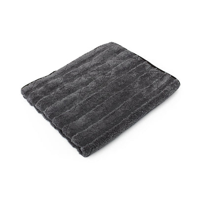 TRC Gauntlet Hybrid Twist Drying Towel - Charcoal / Ice Grey 50x75cm