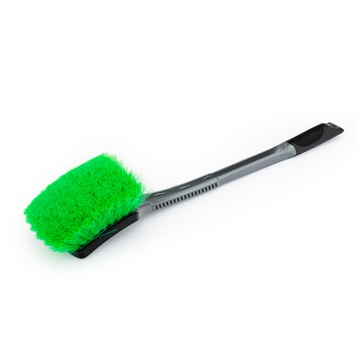 "The Rag Company Soft Grip Wheel Brush Long 21"" - AutoBuff"
