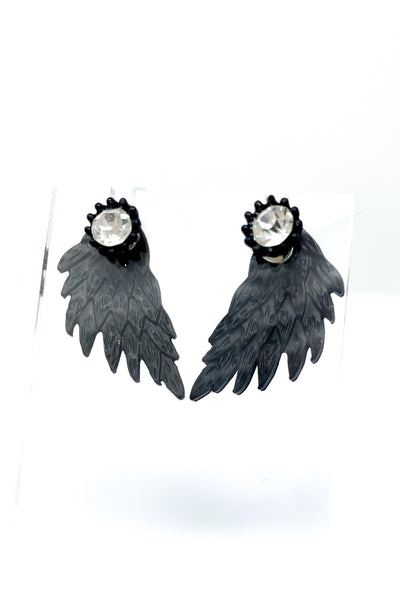 420 Wingz Earrings - EarringEverything.com - Studs - earrings - fashion - fashion_accessories