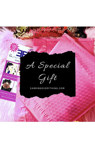 A Special Gift Card 🎁 - EarringEverything.com - Gift Card - earrings - fashion - fashion_accessories