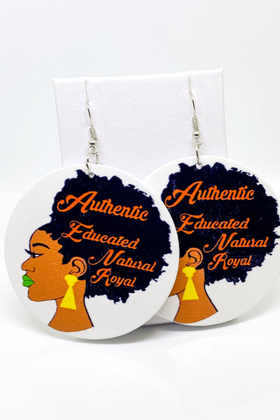 Authentic Natural Hoops - EarringEverything.com - Hoops - earrings - fashion - fashion_accessories