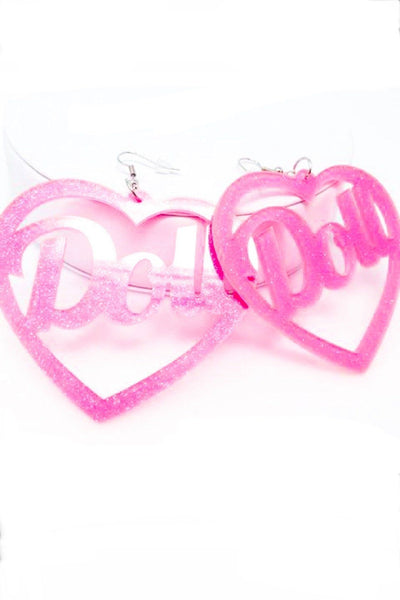 Doll Earrings - EarringEverything.com - Hoops - earrings - fashion - fashion_accessories