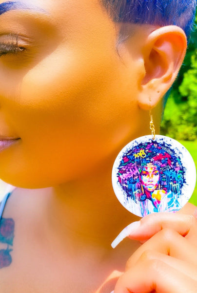 Dreamer Hoops - EarringEverything.com - Hoops - earrings - fashion - fashion_accessories