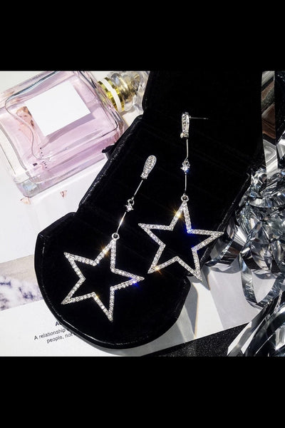 Falling Star Earrings - EarringEverything.com - Drop Earring - earrings - fashion - fashion_accessories