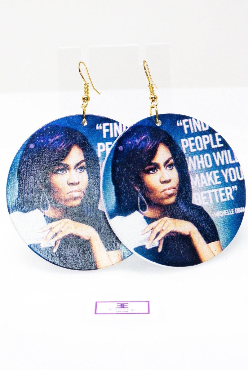 First Lady Hoops - EarringEverything.com - Hoops - earrings - fashion - fashion_accessories