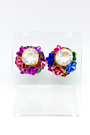 Flower Blossom Studs - EarringEverything.com - Studs - earrings - fashion - fashion_accessories