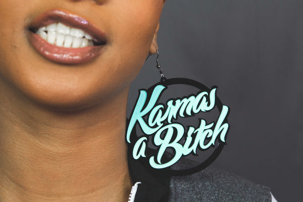 Karma Earrings | EarringEverything.com