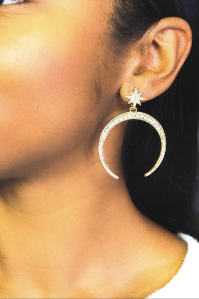 Leticia's Earrings - EarringEverything.com - Hoops - earrings - fashion - fashion_accessories