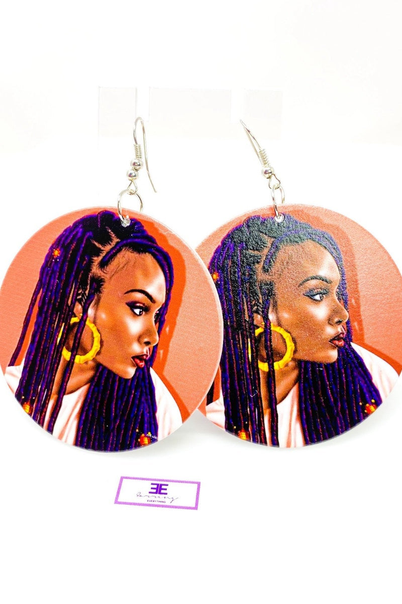 Loc Diva Hoops - EarringEverything.com - Hoops - earrings - fashion - fashion_accessories