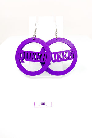 Queen Hoops - EarringEverything.com - Hoops - earrings - fashion - fashion_accessories