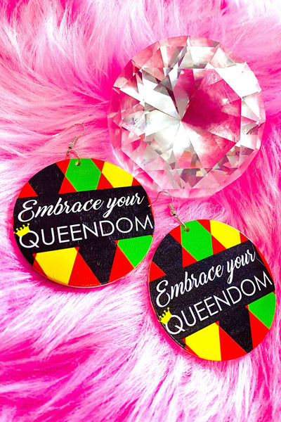 Queendom Come Hoops - EarringEverything.com - Hoops - earrings - fashion - fashion_accessories