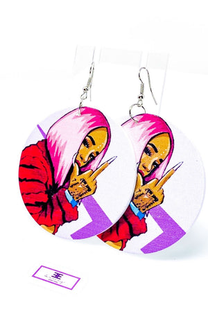 Savage Hoops - EarringEverything.com - Hoops - earrings - fashion - fashion_accessories