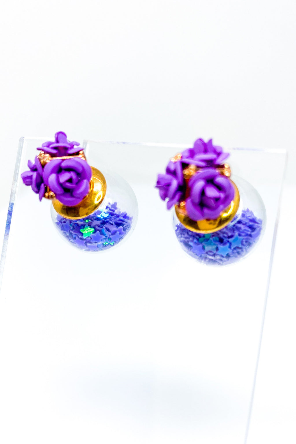 Star Blossom Studs - EarringEverything.com - Studs - earrings - fashion - fashion_accessories