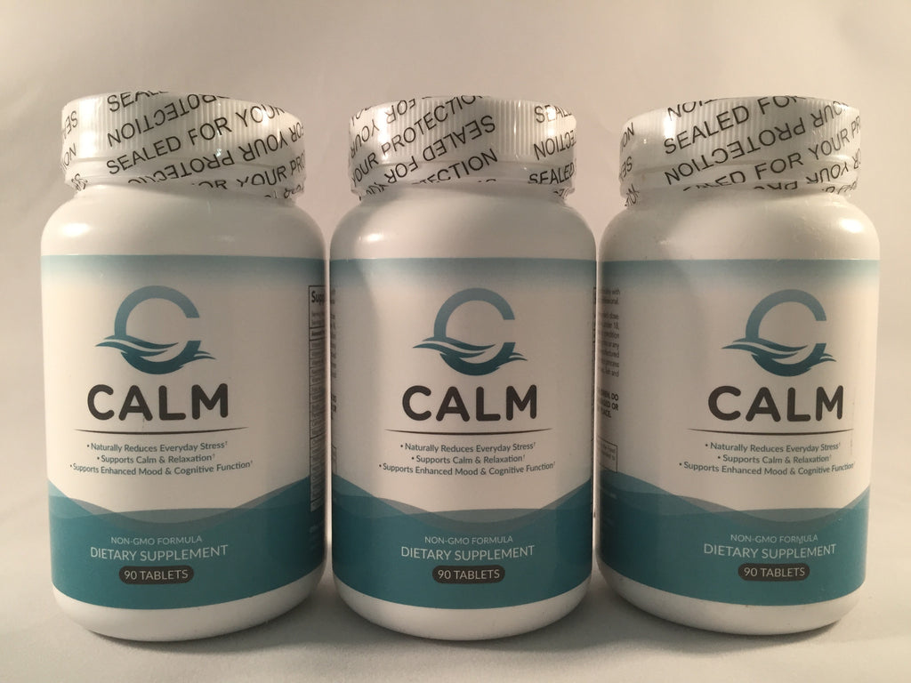 Calm - 3 Month Supply