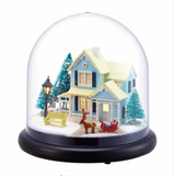 DIY Miniature Dome - 'Nordic Fairy Tale'