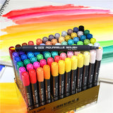 STA Dual Headed Color Fineliner Set