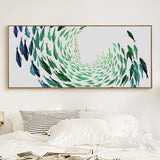 'Oceanic' Canvas Art Print