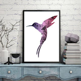 'Hummingbird' - Canvas Art Print