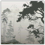 'Morning Mist'- Canvas Art Print