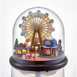 DIY Miniature Dome - 'Ferris Wheel'