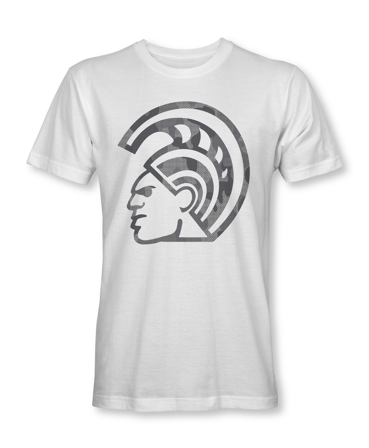 Camo Warrior Helmet T-Shirt