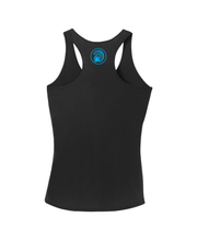 Warrior Signature Performance Racerback Black