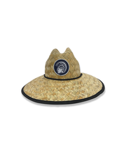 WSOM Straw Lifeguard Hat