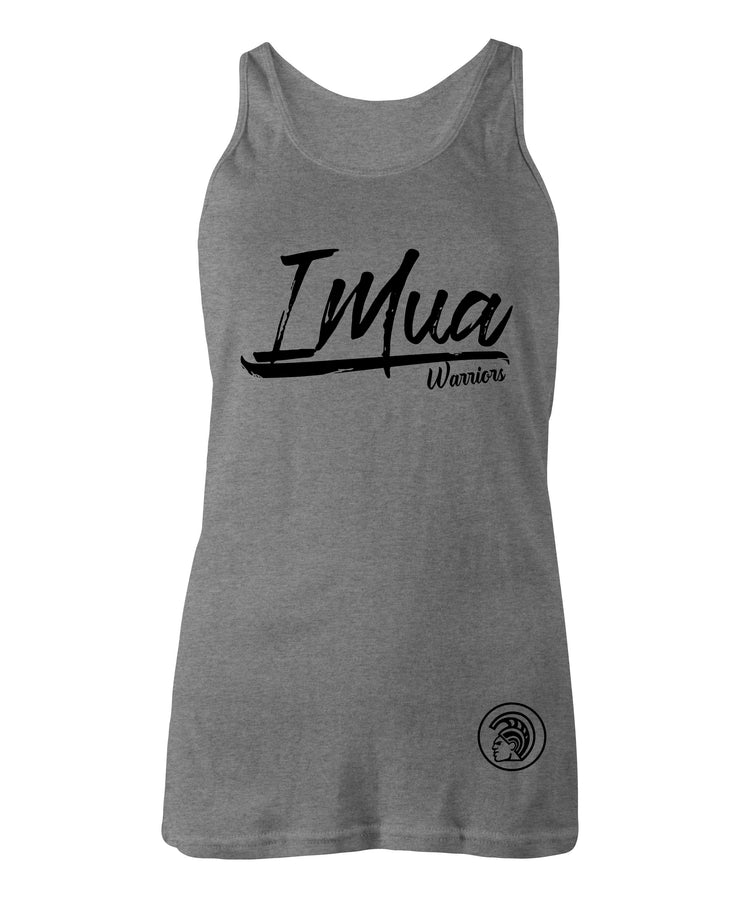 Warrior Imua Women's Racerback Gray