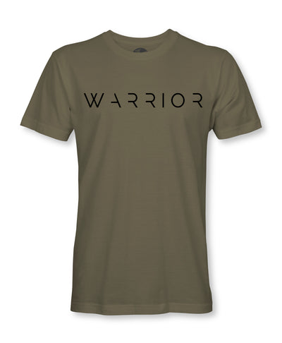 Warrior Signature Military Green - Warrior State Of Mind