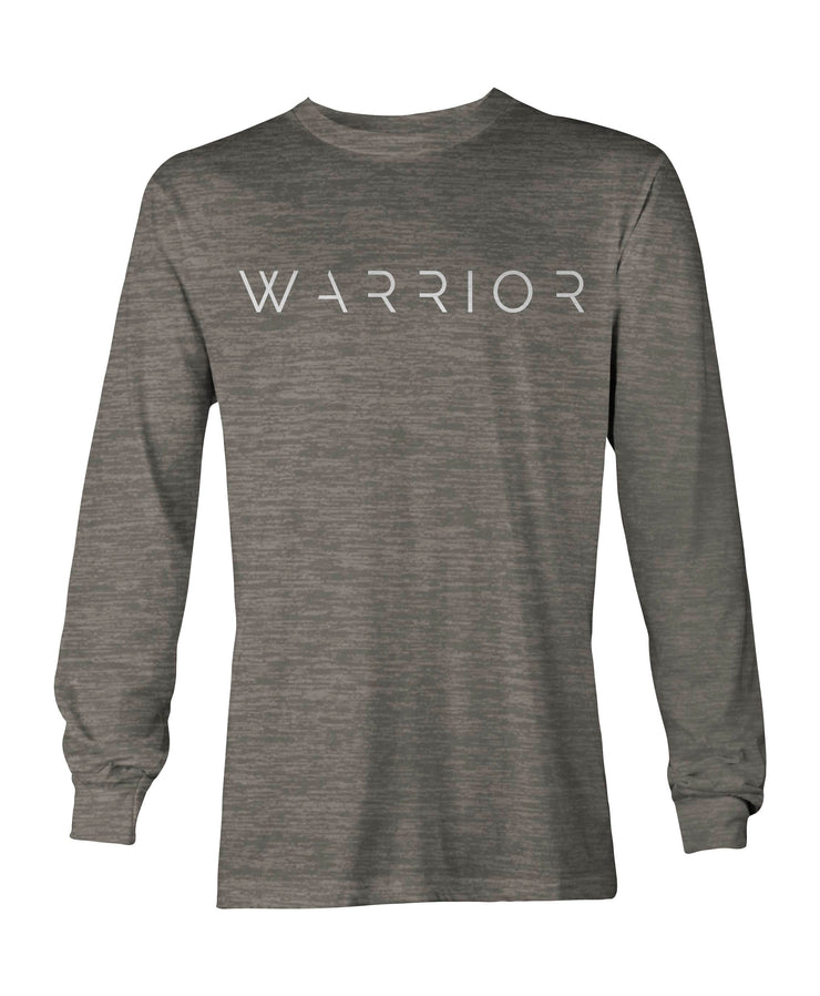 Warrior Signature Long Sleeve Dri-fit - Warrior State Of Mind