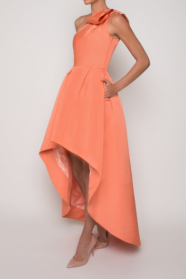 Blair High Low Gown