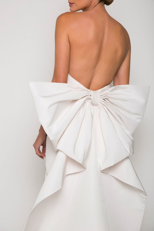 Bow Butterfly Gown