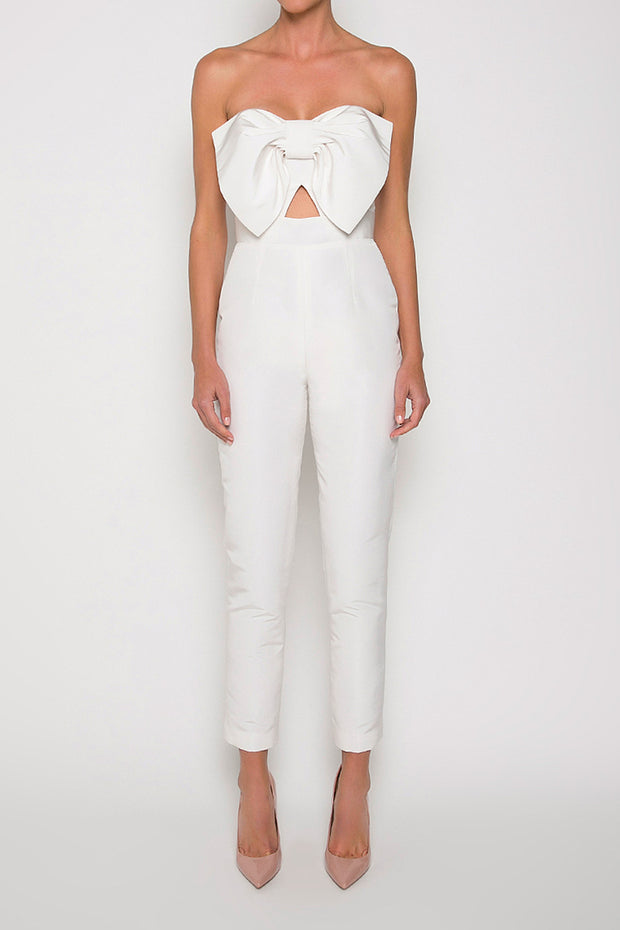 Elizabeth Jumpsuit with Convertible Skirt