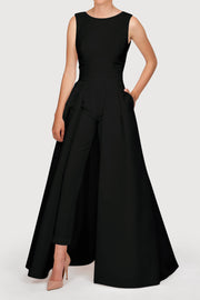 Jane Jumpsuit with Convertible Skirt