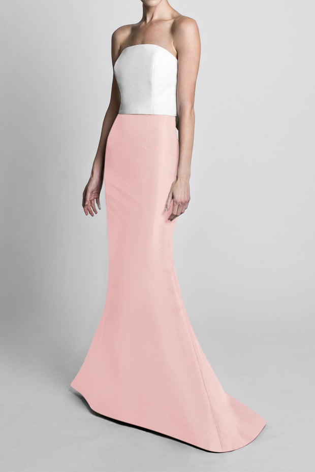 Silk Faille Mermaid Skirt
