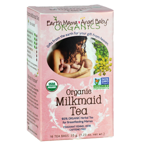 Milkmaid Tea ~ Lactation Galactagogues