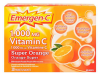 Emergen-C 30 Pack ~ for energy during labour