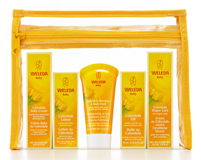 Weleda Baby ~ On the Go Kit