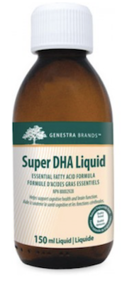 Super DHA Liquid - Great-tasting Orange flavour!