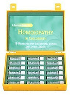 Helios Homeopathic Birth Kit