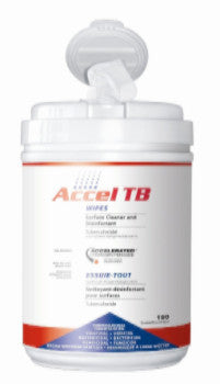 Accel TB wipes
