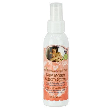 New Mama Bottom Spray ~ Postpartum Perineal Healing