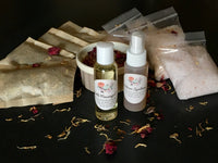 Herbs & Aromatherapy Birth Kit-Natural Remedies-Birth Supplies Canada