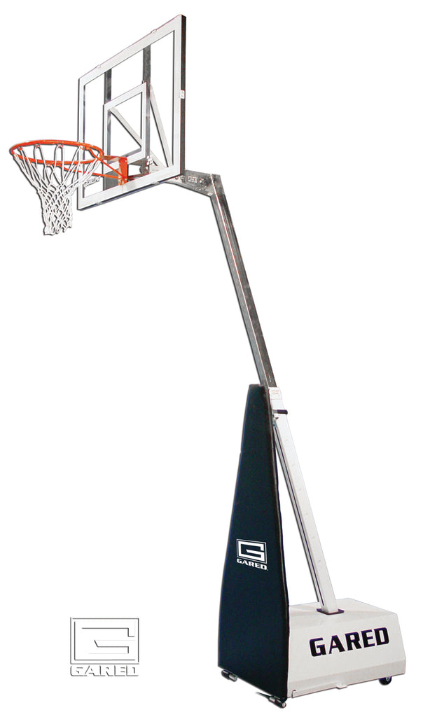 Gared Roll-Around Basketball System Free Shipping