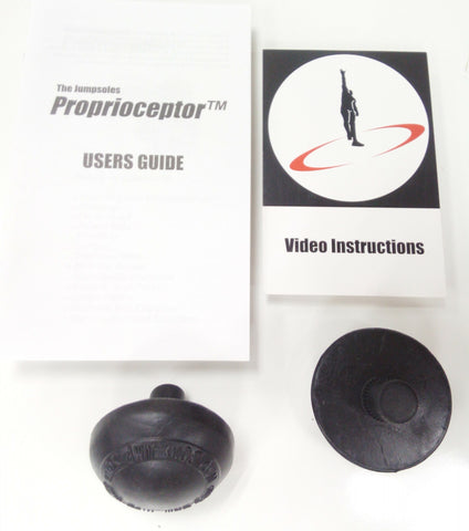 Proprioceptor Plug for Jumpsoles - Set of 2