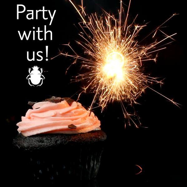 Join us Nov. 9th for our Birthday Party!