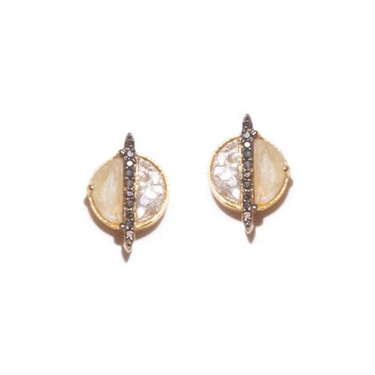 Elson Black Diamond Studs