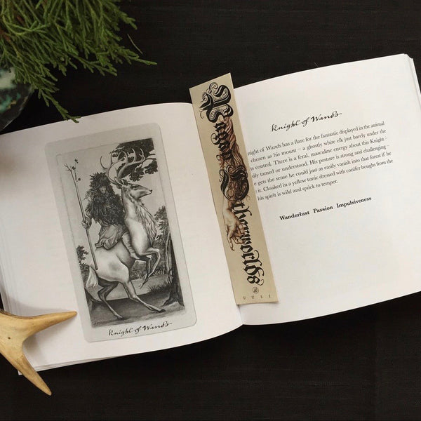 Pagan Otherworlds Tarot Book